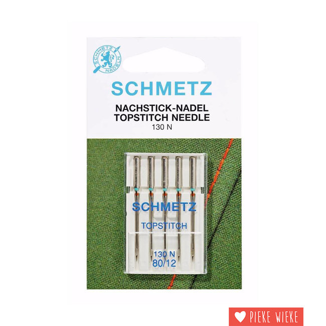 Schmetz Topstitch machine needles 80/12