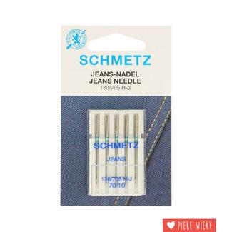 Schmetz Machinenaalden jeans