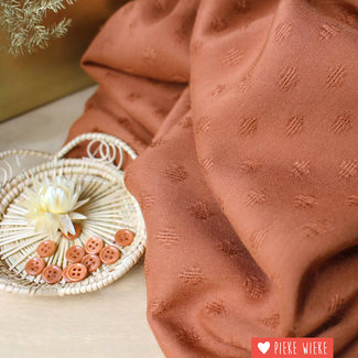 Atelier Brunette Viscose Diamond Chestnut