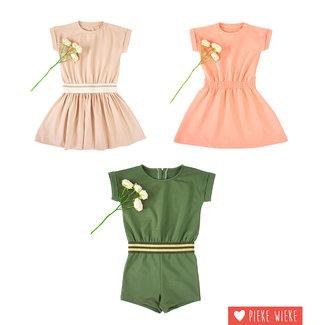 Bel'Etoile Pattern Lux jurk & jumpsuit