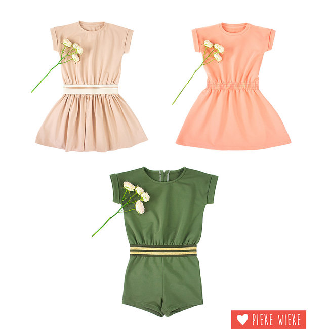 Bel'Etoile Patroon Lux jurk & jumpsuit