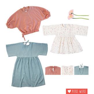 Bel'Etoile Pattern Vita dress & top (Dutch)