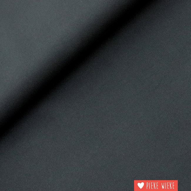 Fine polyester canvas Black