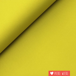 Fine polyester canvas Lemon