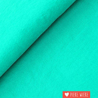 Viscose Soft touch Smaragd groen