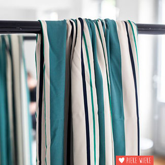 Mind the Maker Viscose Line Flow Aqua