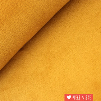 Teddy Fleece Ochre