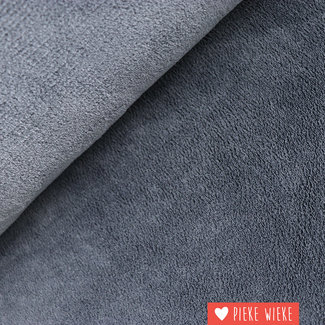 Teddy Fleece Deep grey