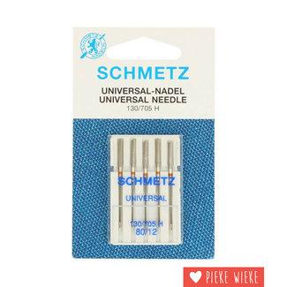 Schmetz Universele machinenaalden 80/12