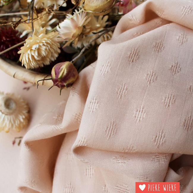 Atelier Brunette Viscose Diamond Blush