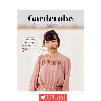 Straight Grain Patroonboek Garderobe