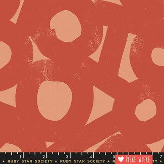 Ruby Star Society Canvas cotton linen Geometrics Perism