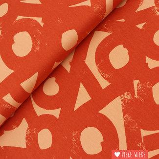 Ruby Star Society Canvas katoen linnen Geometrics Perism