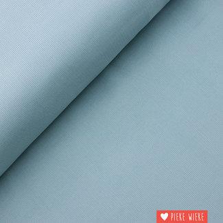 Rib velvet fine fog blue