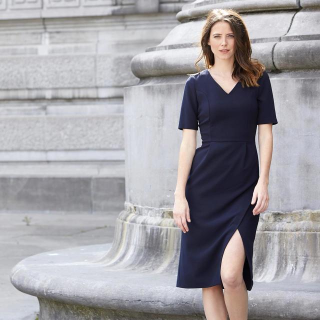 La Maison Victor Moira jurk