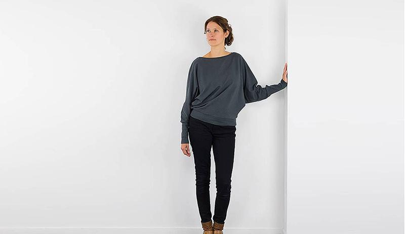 ❤  Lodi sweater, een sweaterpatroon op jouw maat gemaakt.