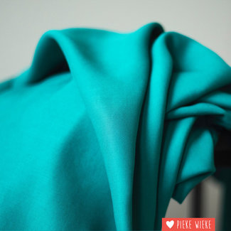 meetMilk Tencel Sanded Twill Emerald