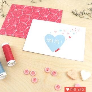 Gift card Pieke Wieke