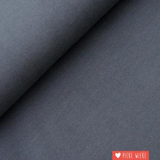 Sweater uni extra zacht Donker grijs