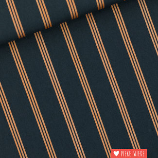 See You at Six Canvas cotton Three lines Copper