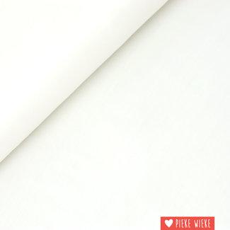 Viscose blend shine Ivory