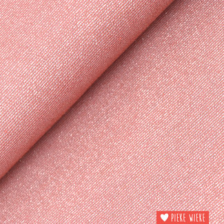 Viscose tricot sparkling raspberry