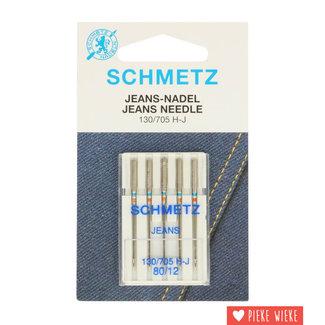 Schmetz Jeans needles 80/12