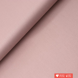 Bamboo twill Old pink