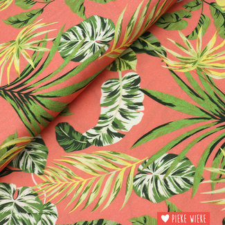 Viscose Palm leaves