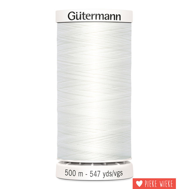 Gütermann All purpose yarn 500m No. 800