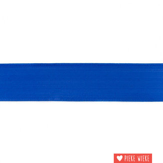 Soft elastic cobalt blue 40mm
