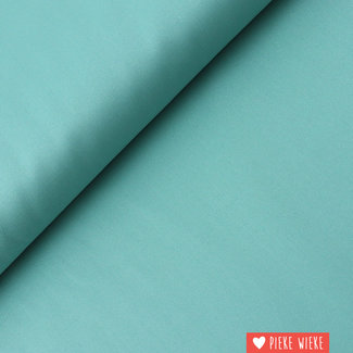 Bamboe twill Mint