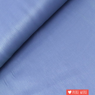 Viscose blend shine Mermaid blue