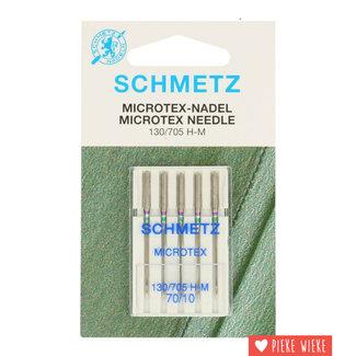 Schmetz Machinenaalden microtex 70/10
