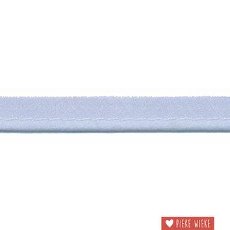 Paspel fijn 2mm Licht blauw