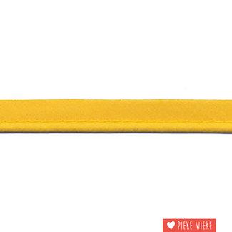 Paspel fijn 2mm Warm geel