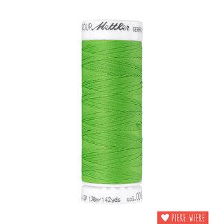 Amann Mettler Seraflex elastisch garen 130m / 0092 Fel groen