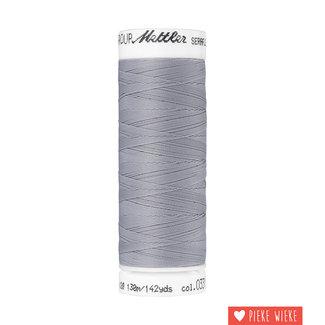 Amann Seraflex elastisch garen 130m / 0331 Grijs