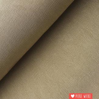Fibre Mood Polyester stretch Zand