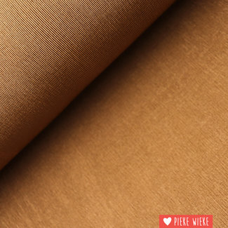 Fibre Mood Polyester Stretch Camel