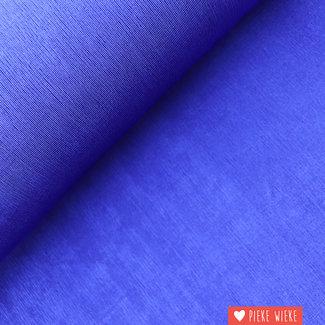 Fibre Mood Polyester stretch Cobalt