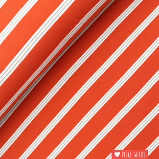 Tricot Stripe Roest