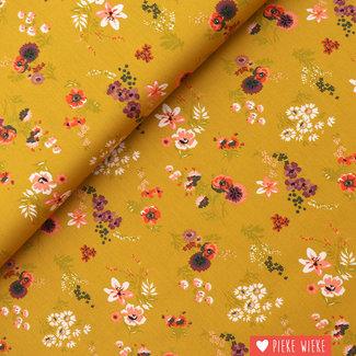 Cotton Flowery ochre