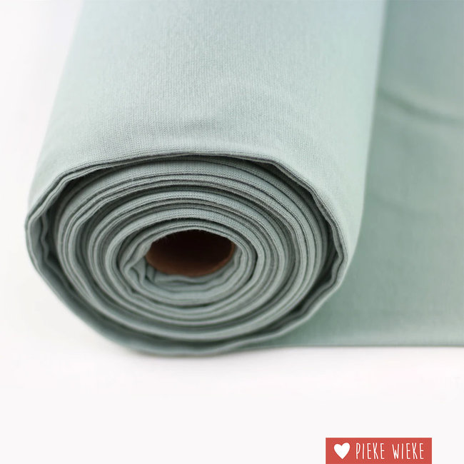 About Blue Fabrics Boordstof About Blue - Blue haze