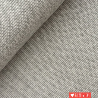 Recycled Jacquard Grey