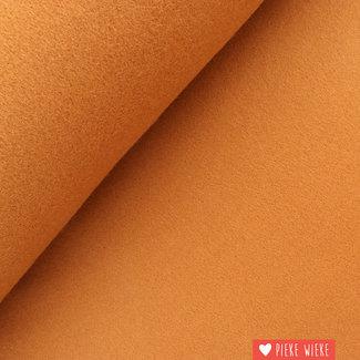 Soft mantle fabric blend Cognac