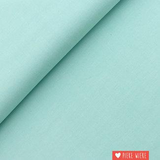 Cotton chambray Mint