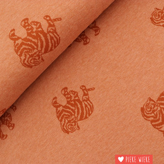 Fibre Mood Jacquard Tiger Rust