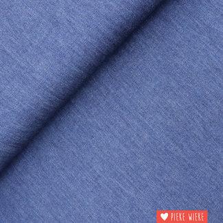 Fibre Mood Katoen chambray Donker jeans