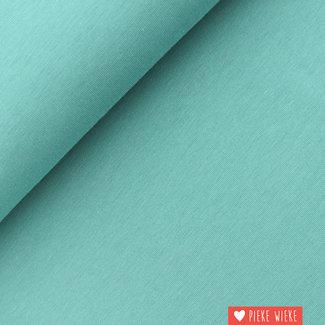 Uni tricot GOTS Turquoise